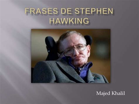 The On The Paula Hawking N frases de stephen hawking
