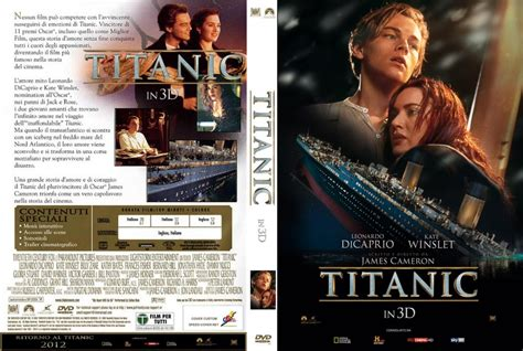 film titanic ita covers dvd gratis