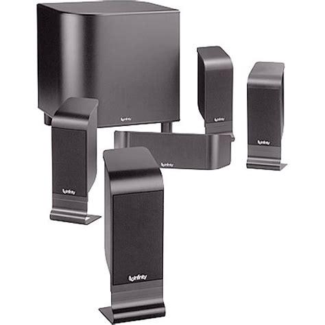 infinity tss 800pl home theater speaker system tss 800plt b h