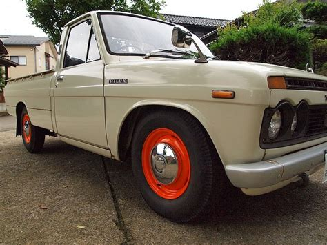 72 Toyota Hilux Image Gallery 1970 Hilux Outline