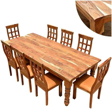 rustic dining tables and chairs rustic dining table and chair sets living concepts