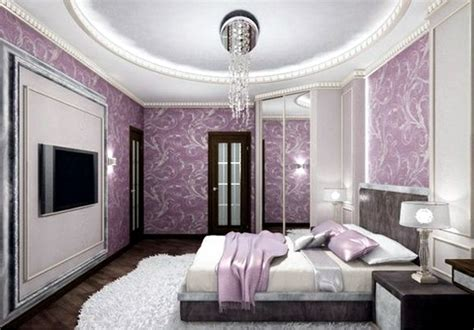 15 Beautiful Purple Bedroom A Paradise For The Eyes Beautiful Purple Rooms