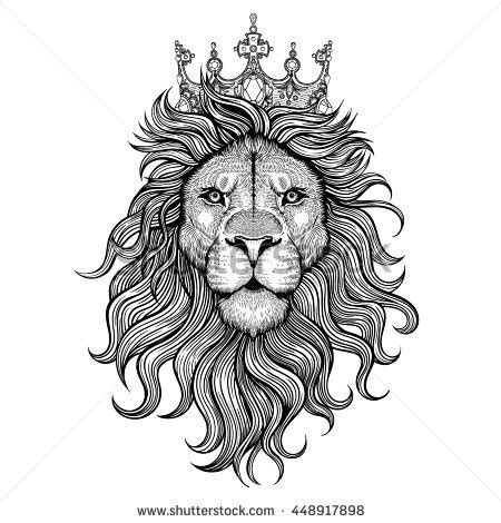 lion tattoo photo download lion tattoo free vector 123freevectors