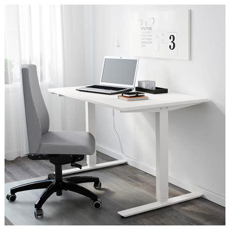stand sit desk ikea skarsta desk sit stand white 120x70 cm ikea