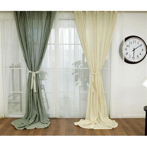 Green And Beige Curtains Green And Beige Solid Custom Curtains