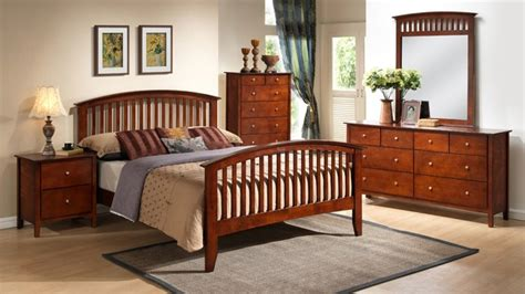 mission style bedroom lifestyle b8137 queen mission style bedroom set