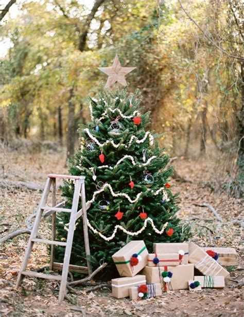 9 dreamy christmas outdoor decor ideas https