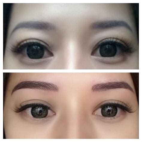Sulam Lipatan Mata Sulam Eyelid 9 jasa sulam alis 2d 3d 4d oleh studio feirelyn sulam alis bibir