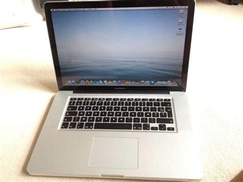 Laptop Apple Macbook Unibody apple macbook pro unibody 15 quot image 415044 audiofanzine