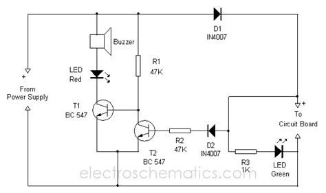 circuit indicator circuit
