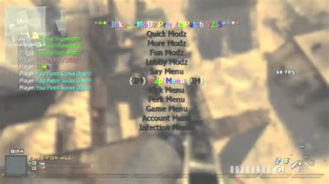 how to install cod patches mod menus using multiman tutorial how to install a mw2 patch on a ps3 free infectable