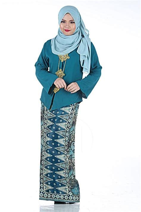 model baju batik terkini baju kurung kedah moden kain batik melayu dress