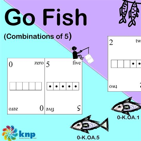 printable go fish card games family math games and printables