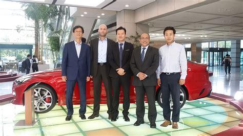 Hyundai Steel Company by Hyundai Steel Company Orders New Horizontal Straightener