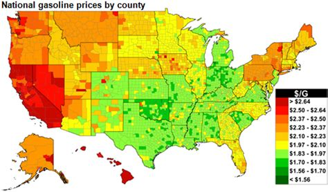 u.s. gasoline prices this thanksgiving are the lowest in