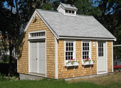 backyard house shed sheds ottors