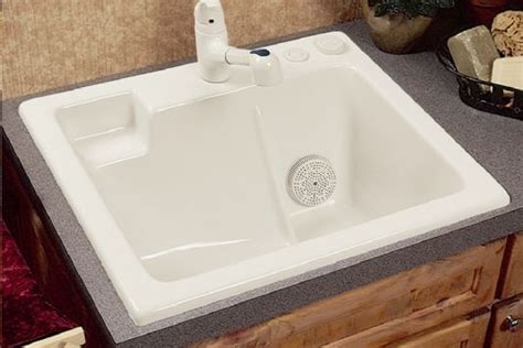 laundry room sink with jets mti jentle jet jetted laundry sink 22 quot l x 25 quot w x 11 1 2
