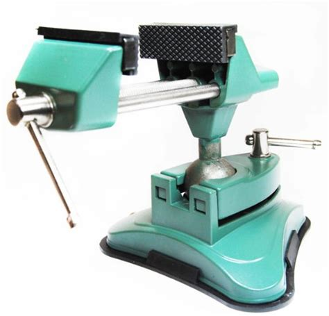 hobby bench vice mini small hobby vice craft bench vacuum vise 3 quot vice