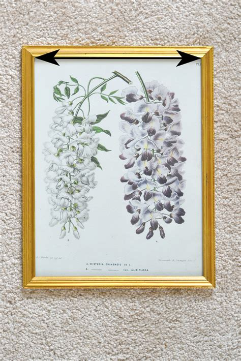 how to frame a print wood frames make your own for 4 the weathered fox