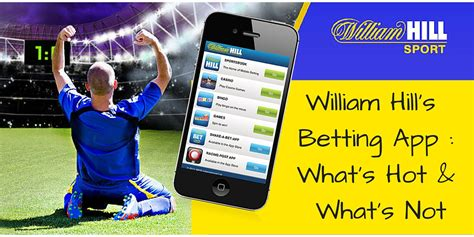 william hill not mobile mobile sports app william hill us the home of betting