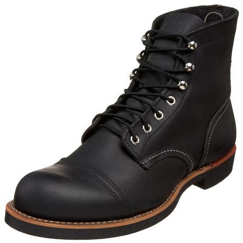 iron ranger boots wing heritage mens 6 inch iron ranger boot 8114 ebay
