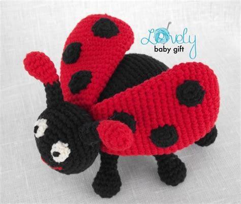 amigurumi ladybug pattern amigurumi ladybug ladybug crochet pattern animal pattern