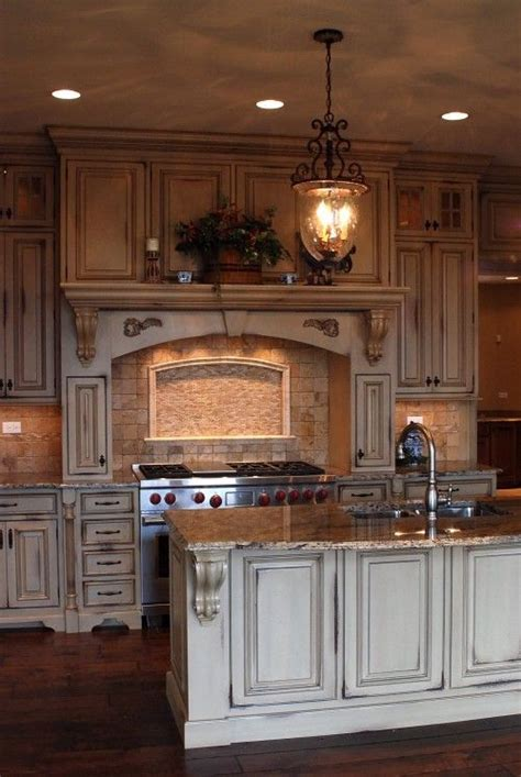 Rustic White Kitchen Cabinets by 218 Best Kitchen Range Hoods Mantels Arches Images On