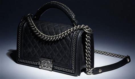 Chanel Boy Bag ll arm of the week chanel boy bag with handle