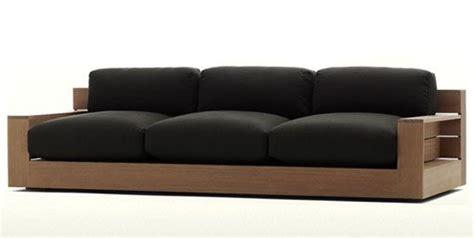sofas madera