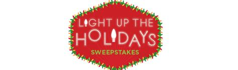 Hallmark Sweepstakes 2016 - hallmark channel light up the holidays sweepstakes 2016