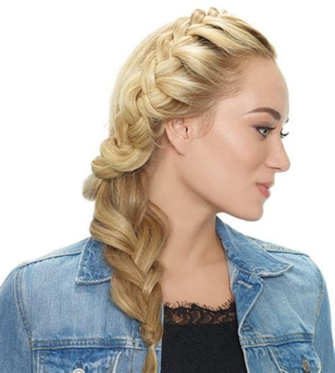 long hairstyles book little black book of styling long style braid
