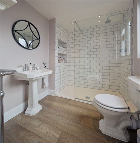 loft conversion bathroom ideas loft conversion mansard bathroom projects to try white subway tiles walk in and