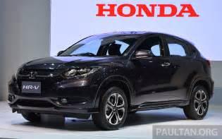 Honda Hrv Price Honda Hrv Warna 2016 Car Release Date