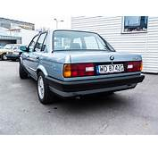 BMW 316i 1989 Review Amazing Pictures And Images – Look