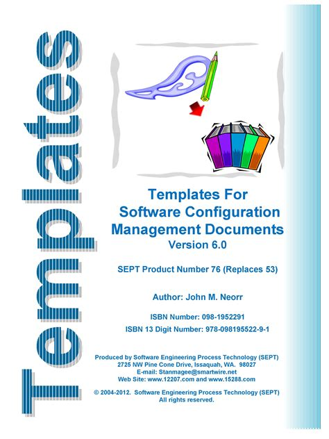 software version template iso iec standards compliant software configuration