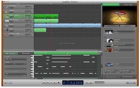 Garageband Automation Musikproduktion Mit Dem Mac Vom Hobby Musiker Zum Profi