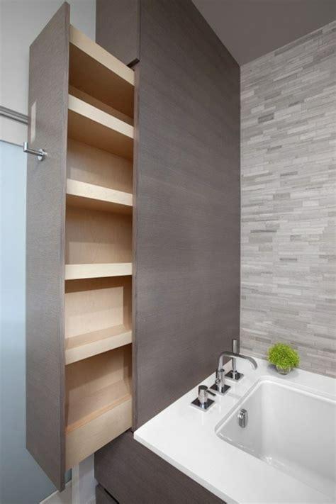 kreative badezimmer lagerung ideen 1001 kreative wohnideen zur raumoptimierung