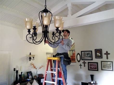 Spa Light Fixture Certified Residential Electrical Contractors Armor Electric
