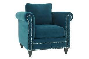 luxe teal chair for rent brook furniture rental