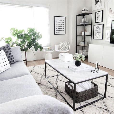 wohnzimmereinrichtung weiss grau graues sofa farben wei 223 grau schwarz wohnzimmer m 246 bel