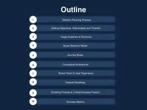 website proposal template four quadrant go to market
