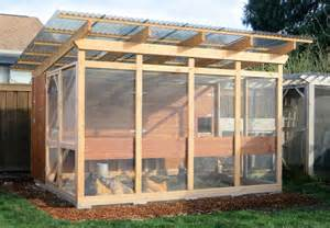 Free Diy Full Size Loft Bed Plans by The Garden Loft Large Chicken Coop Plans Thegardencoop Com