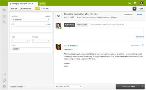 Freshdesk Vs Zendesk Which Is Better Zendesk Modern Email Template