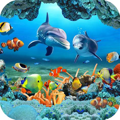 baixar peixe viver papel de parede  aquario fundo hd
