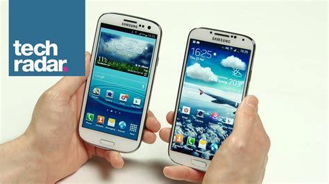samsung galaxy s4 review techradar samsung galaxy s4 vs galaxy s3 should you upgrade youtube