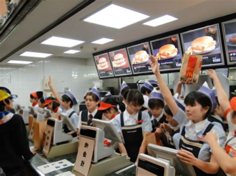 fast in japanese fast food customer service in japan vs fast food