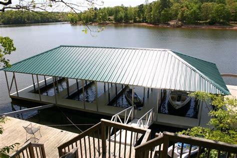 floating aluminum boat house wahoo community 4 slip aluminum floating boat dock with