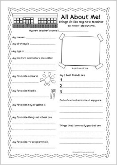 new year information ks2 13 best images about all about me on about me