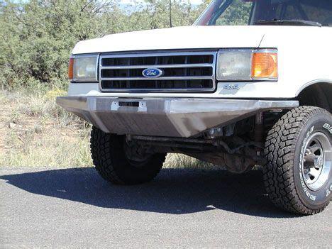 prerunner bronco bumper 80 96 bronco and f series truck winch bumpers more