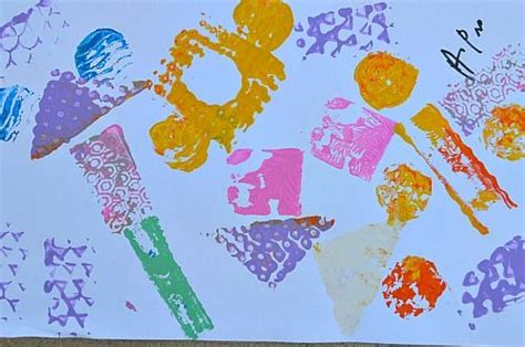 free painting for 3 year olds activities for geometric littles